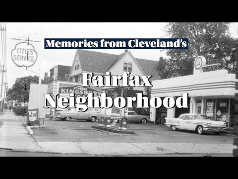 Memories of Cleveland's Fairfax neighborhood in the 1950s