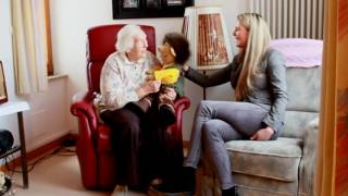 Katja Krebs - Handpuppenspiel in der 10 min Aktivierung - Demenzbetreuung