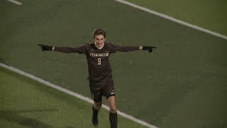 Highlights: Stonington 4, Plainville 0 in Class M boys' soccer semifinal
