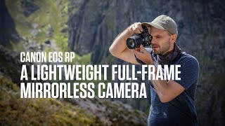 YouTube Video HIiyVlCnydQ for Product Canon EOS RP Full-Frame Mirrorless Camera by Company Canon in Industry Cameras