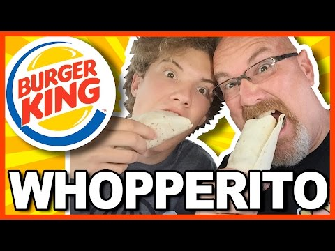 Download Burger King Whopperito Review with Ken & Ben in Ohio HD Mp4 3GP Video and MP3