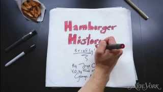 An Animated History of the Hamburger