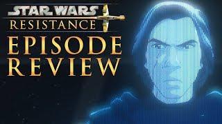 Star Wars Resistance Series Finale - No Escape Episode Review