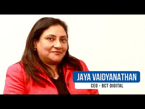 Data replaces Gut-feel to reduce NPA - Jaya Vaidyanathan