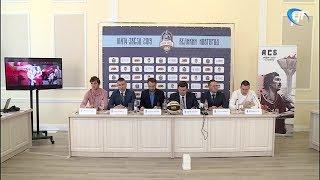 НовГУ готовится принять турнир звезд ассоциации студенческого баскетбола