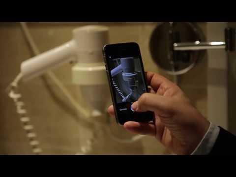Video de Iristrace en hoteles
