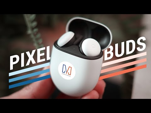 Google Pixel Buds (2020): Unboxing and Hands-on