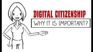 Digital Citizenship Why Is It Important?