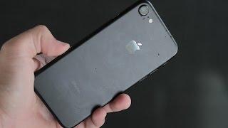 iPhone 7 Kutu Açılımı (Siyah iPhone 7 İçerir)
