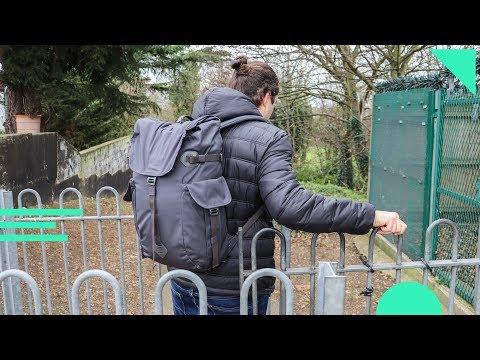 Millican Fraser Rucksack 32L Review | Heritage Style Backpack For One Bag Travel & EDC