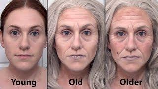 Old Age Make-up - Demo