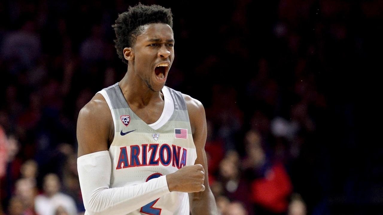 College Basketball Highlights: Arizona's Kobi Simmons With ...