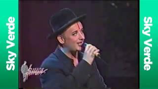 Boy George en Siempre Lunes   TVN - [07 Junio 1993] [Completo]