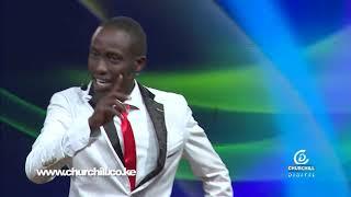 Njoro Comedian   If Jesus Was Born In Kenya...