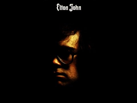 Elton John - The King Must Die (1970) With Lyrics!