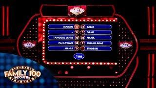 Bisakah Lucky Mencapai 200 Poin & Membawa Pulang 10 Juta ? - PART 4 - Family 100 Indonesia