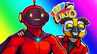 Uno Funny Moments - Al Dusty is Our Hero! (Membership Announcement!)