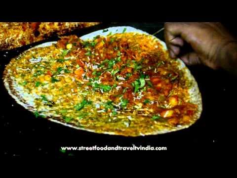 Masala Dosa in Rajkot Gujarat | World Famous Indian Street Food Video 12