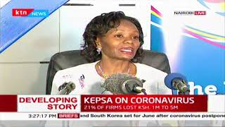 KEPSA asks for payment of VAT refunds as coronavirus hits businesses hard