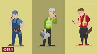 safety checking service animated video