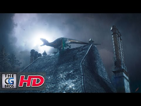 """CGI VFX Trailers: """"VIEW Conference 2018"""""""