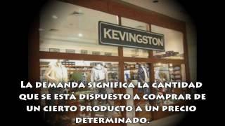 preview picture of video 'Oferta y Demanda - (Trabajo UPC)'