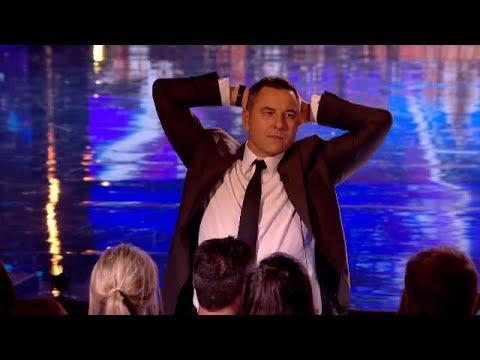 David Walliams all CRAZY Golden Buzzer Auditions Britain's Got Talent New Update (видео)