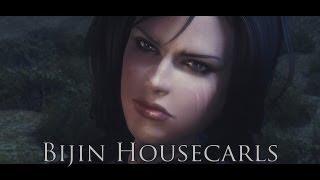 TES V - Skyrim Mods: Bijin Housecarls