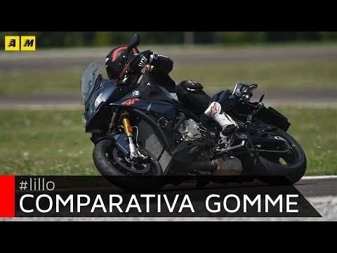 Comparativa pneumatici Sport Street: Bridgestone vs Dunlop vs Metzeler vs Michelin vs Pirelli [ENG]