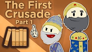 Europe: The First Crusade - The People's Crusade - Extra History - #1