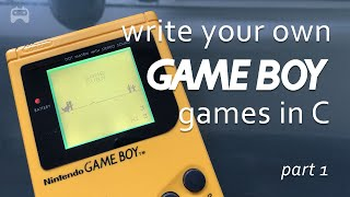"""Hello World""   Part 1 GameBoy Programming   Write Your Own Game Boy Games"