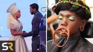 25 Behind The Scenes Black Panther Moments That Change Everything