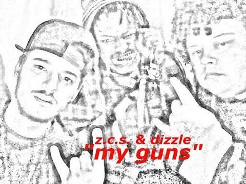 "ZANES CITY SINNERS AND DIZZLE ""MY GUNS"""