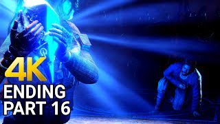 Rise of the Tomb Raider Gameplay Walkthrough Part 16 ENDING