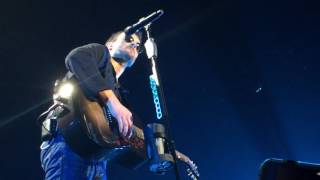 Eric Church Lightning  - Little Rock, AR 2/4/17