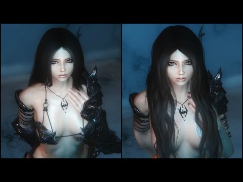 Skyrim SE: Leilani Follower 1 00 & 2 00 - смотреть онлайн на UmoraTV ru