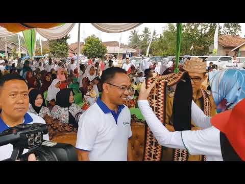 PERESMIAN DESA SADAR JAMINAN SOSIAL KETENAGAKERJAAN 2018 - BPJS Ketenagakerjaan Bandar Lampung