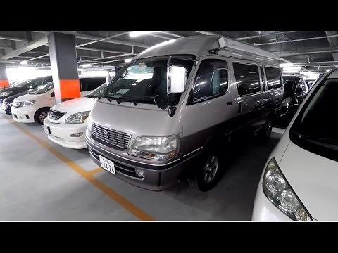 Download 1997 Toyota Hiace Super Custom 8 Seater Coach 1