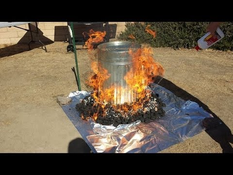 How To Do Trashcan Turkey – Thanksgiving