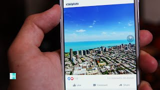 [How- To] post 360-degree photos — to your Facebook
