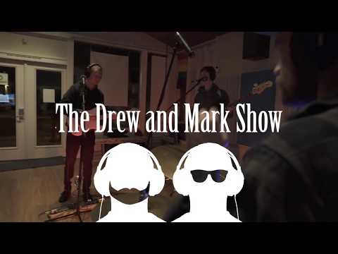 Performing live on the Drew and Mark show on Vashon Island, WA. Original song: Rules of Accomplishment.