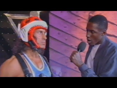Gladiators TV Show 1992!