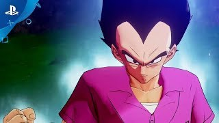 Dragon Ball Z: Kakarot | TGS 2019 Gameplay Video | PS4