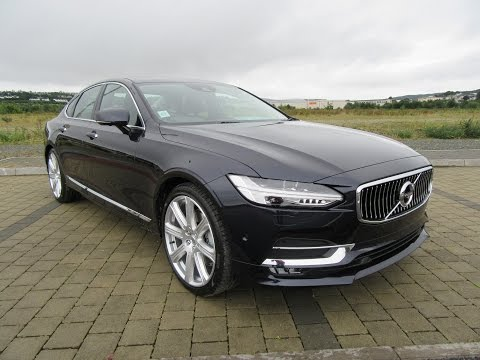 Test Drive: 2016 Volvo S90
