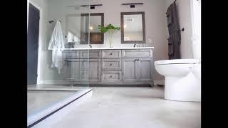Rustic Meets  Contemporary - Bathrooms Under $30K - Silver