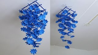 Hanging Flowers Handmade Decoration