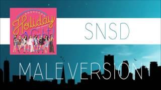 Girls' Generation - Love Is Bitter [MALE VERSION]
