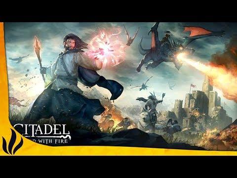 CRÉER SES PROPRES SORTS DANS UN SURVIVAL DE MAGICIENS ! (Citadel: Forged with Fire)