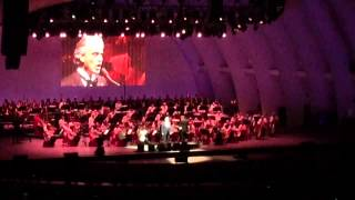 Mamma - Andrea Bocelli - Hollywood Bowl