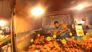 Тайланд. Паттайя. Царство ЕДЫ на Night Market Jomtien. Ночной рынок в Паттайе